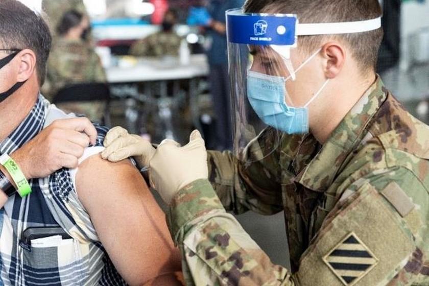 Actualización de FEMA sobre las vacunaciones contra COVID-19