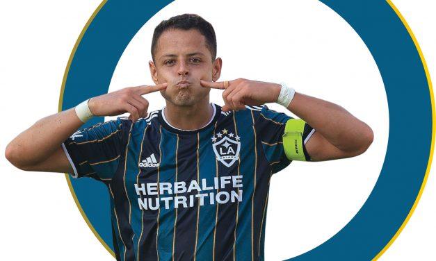 ¡Lo hizo de nuevo! 'Chicharito' Hernández marca hat-trick en el triunfo del LA Galaxy
