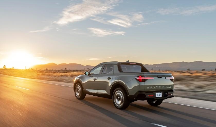 Hyundai da a conocer el vehículo Santa Cruz Sport Adventure, que rompe todos los moldes del segmento