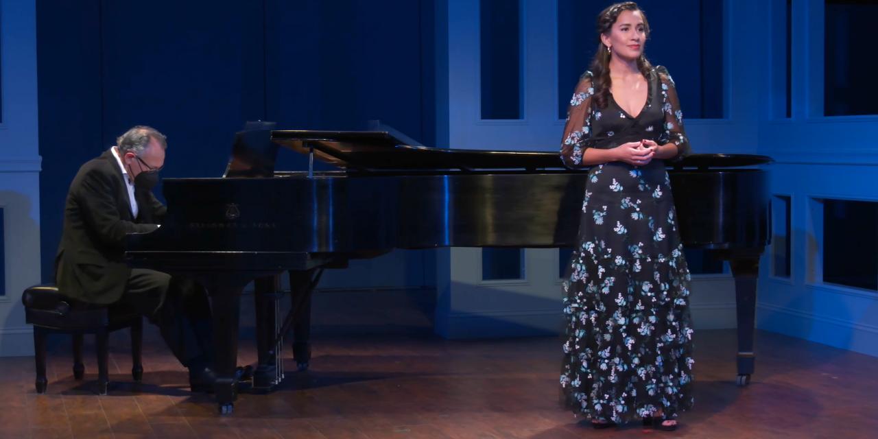 14 de mayo – Opera San José y LA Opera presentan transmisión digital GRATUITA del recital de Latinas Compositores
