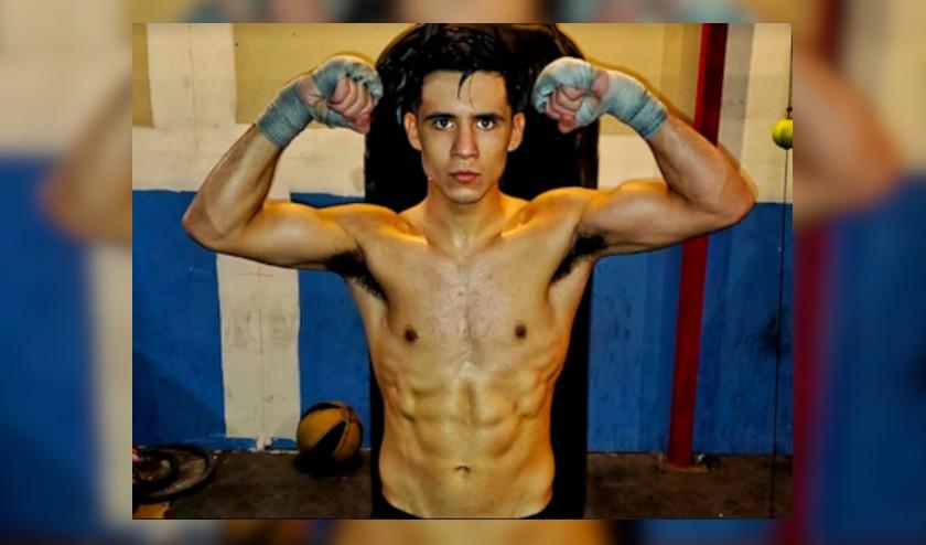 Citas del entrenamiento de Omar Juárez en la víspera de su pelea contra Elías Araujo este sábado, 17 de abril