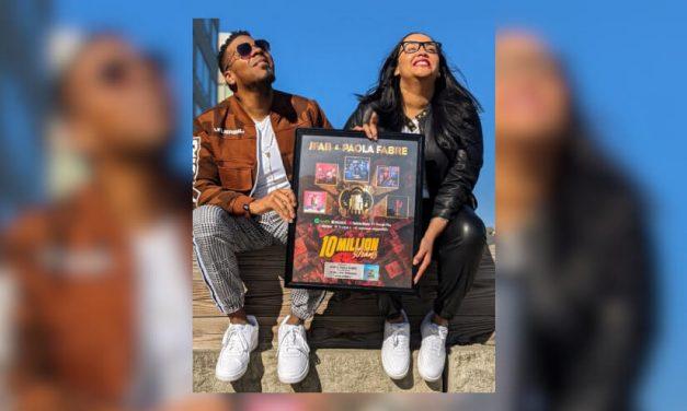 JFAB & PAOLA El dúo de bachata que orgánicamente ha creado un movimiento mundial, estrena «Dame un Chance»