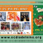 ¡El festival virtual y gratuito OC Día del Niño comienza el 19 de abril con Ellas, The Lucky Band, Twinkle Time, Moona Luna y más!