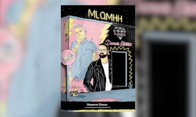 Diamante Eléctrico presenta un concierto virtual por Moment House