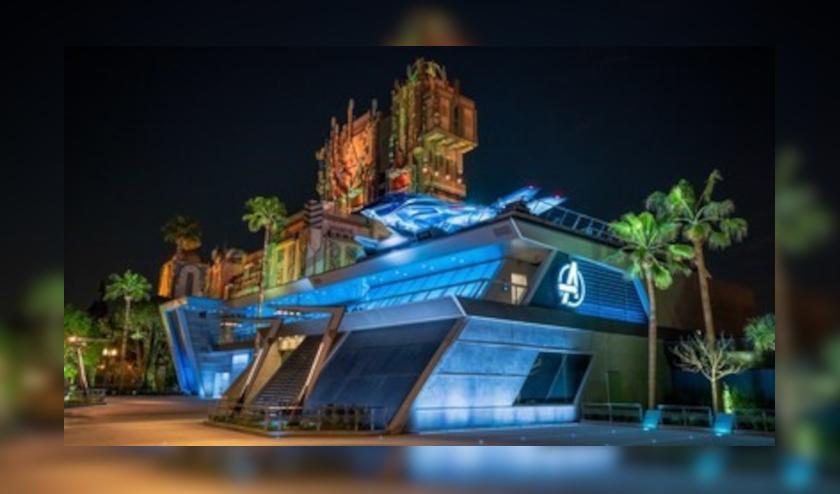 Disneyland Resort abrirá un territorio completamente nuevo, Avengers Campus da la bienvenida a los reclutas de superhéroes a partir del 4 de junio del 2021