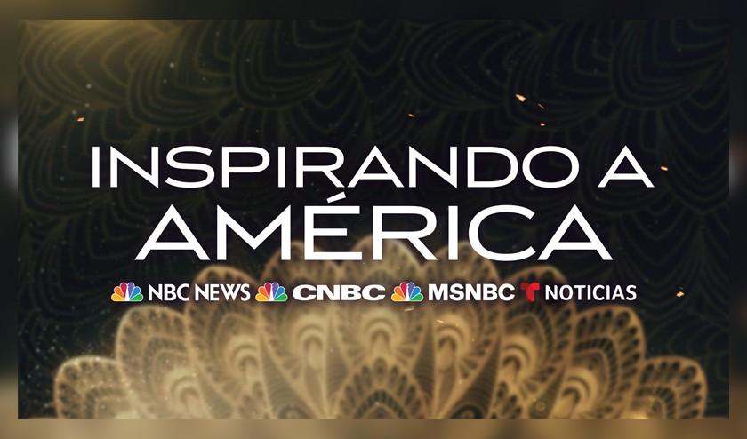 Noticias Telemundo presenta Inspirando a América
