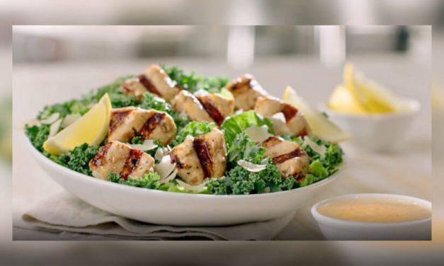 Chick-fil-A añade un toque primaveral a una ensalada clásica