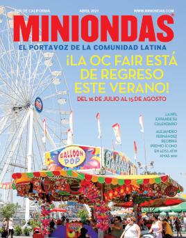 Miniondas Magazine Edición Abril 2021