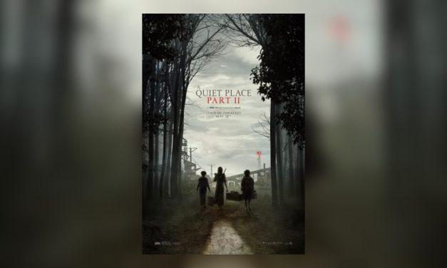 """""""A QUIET PLACE PART II"""" solo estará en teatros, cine Dolby e IMAX el 28 de mayo de 2021"""