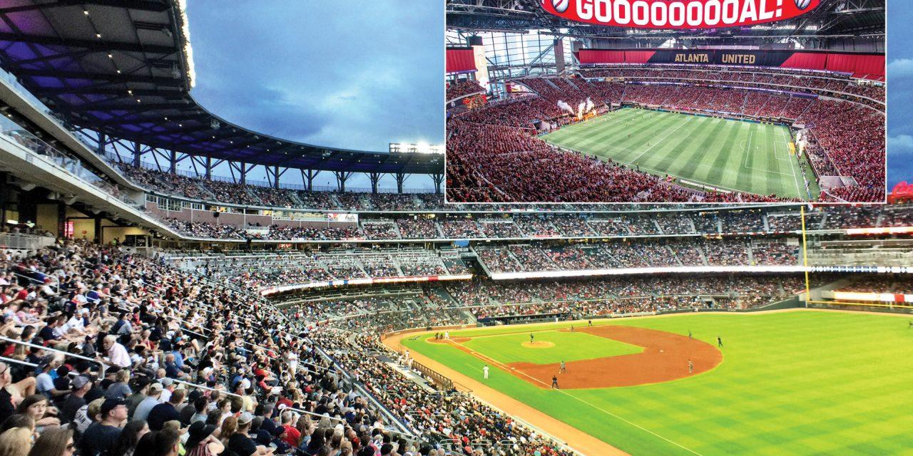 Atlanta permitirá capacidad máxima en estadio de 'Braves' y 'Braves'