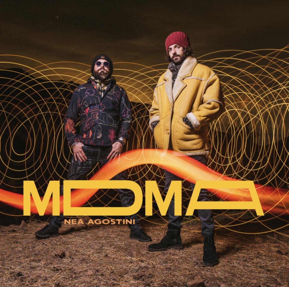 Nea Agostini regresa más fuerte que nunca con su nuevo sencillo MDMA