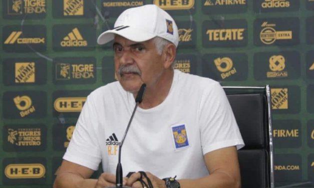 Confirma 'Tuca' que no seguirá en Tigres