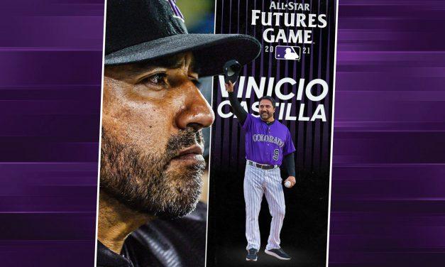 Vinicio Castilla será manager en Juego de Futuras Estrellas de MLB