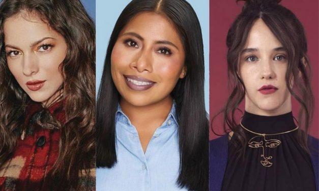 Yalitza Aparicio, Paty Cantú y Ximena Sariñana, juntas en nuevo proyecto