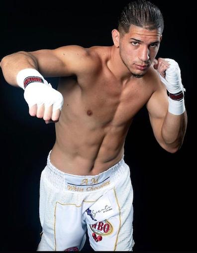 El boxeador Anthony 'White Chocolate' Martinez, Un orgullo cubano/americano de Miami
