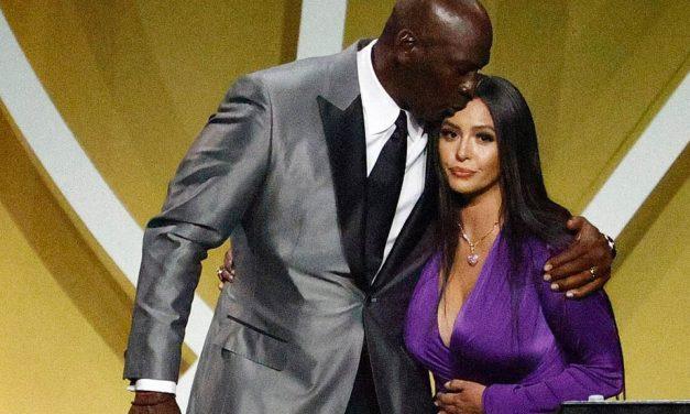 Kobe Bryant ingresó al Salón de la Fama de la NBA