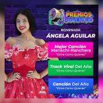 Ángela Aguilar obtiene 3 nominaciones a Premios Juventud