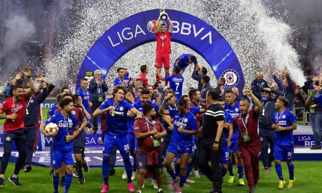 ¡Cruz Azul es campeón de la Liga Mx! 23 años de no ganar un título