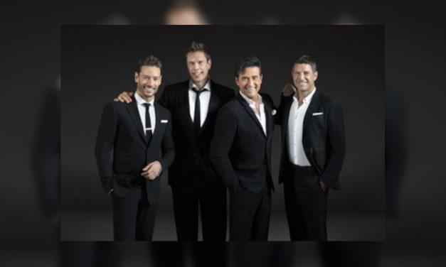 Il Divo anuncia la gira por Estados Unidos For Once In My Life, presentada por Nederlander Concerts