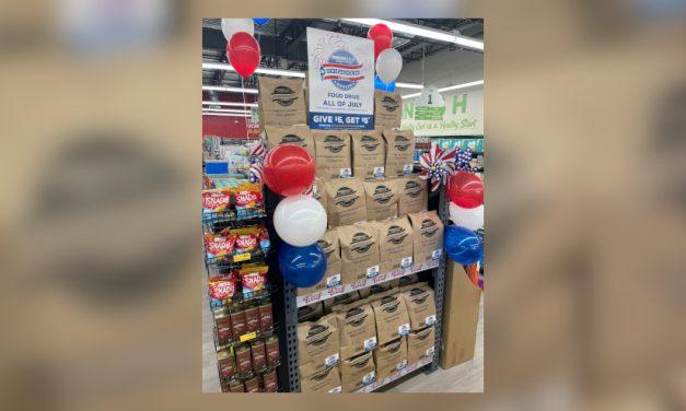 EMPEZANDO HOY! Grocery Outlet – El Programa de la Recolección de Donativos «Independence from Hunger®»