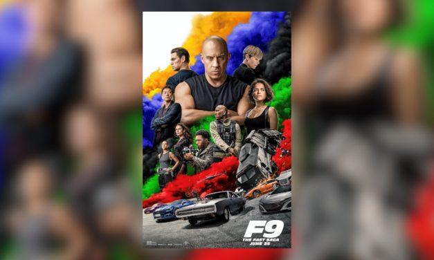 No importa lo rápido que seas, nadie puede escapar de su pasado. F9 (The Fast Saga) estreno el 25 de junio