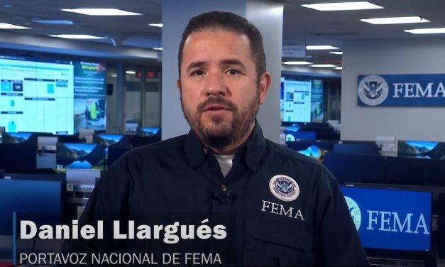 FEMA emite un mensaje grabado solicitando ayuda del público