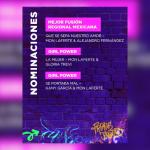 Mon Laferte nominada 3 veces para Premios Juventud