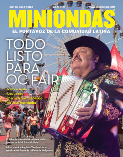 Miniondas Magazine Edición Julio 2021