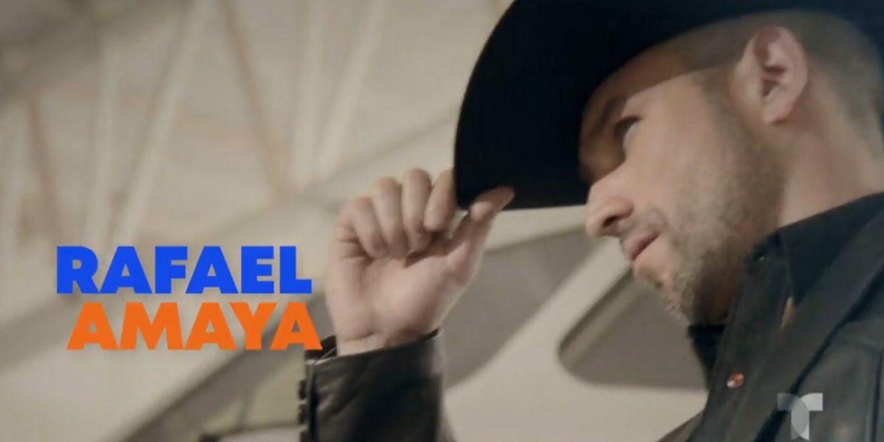 «Hoy Día» de Telemundo presenta entrevista exclusiva con la estrella internacional Rafael Amaya mañana 11 de junio a las 7am/6c