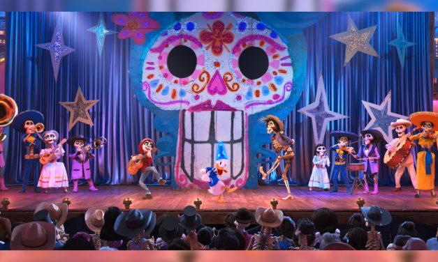 «Coco» de Disney y Pixar llega a «Mickey's PhilharMagic»