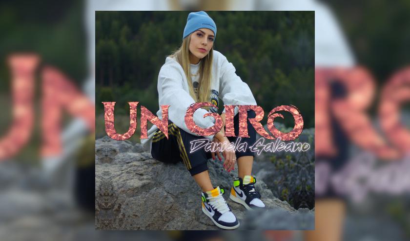 "Daniela Galeano le da ""Un giro"" a su carrera musical"