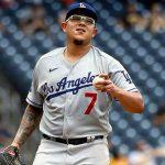 Julio Urías llegó a 11 victorias en triunfo de Dodgers sobre Marlins