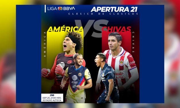 Liga MX presenta calendario del Apertura 2021; estos son los duelos más esperados