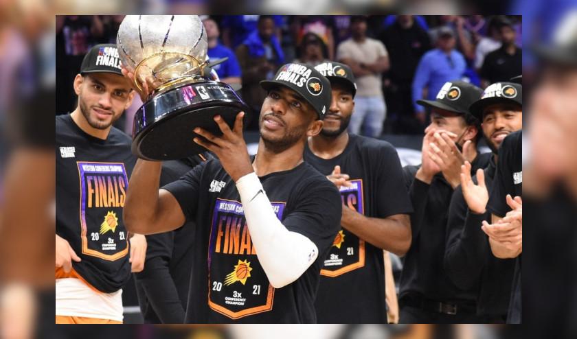Phoenix Suns a la final de la NBA