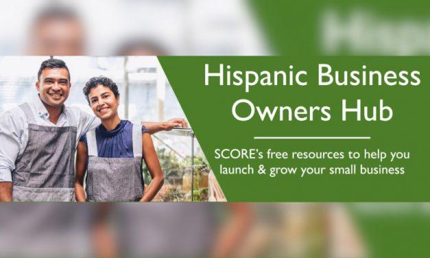 Manos a la obra: SCORE hace un llamamiento a los expertos y ejecutivos empresariales de Estados Unidos para que ayuden a los empresarios hispanos del país.