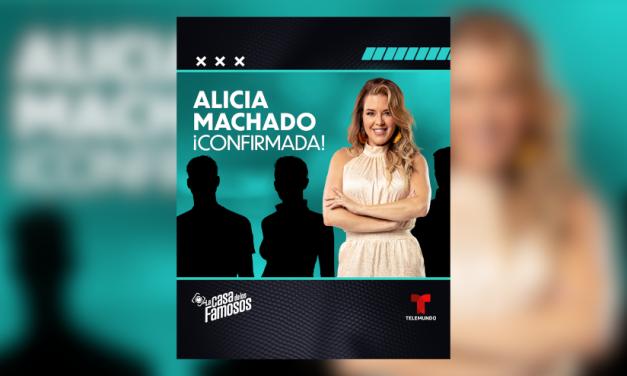 Alicia Machado sorprende a todos con su llegada a 'La Casa de los Famosos' durante su gran noche de estreno por Telemundo