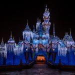 La magia está presente en las fiestas de Disneyland Resort