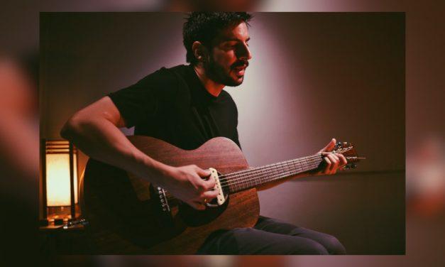 Ed Keziah lanza 'Tirados en el sofá', una canción de desidia y lamento