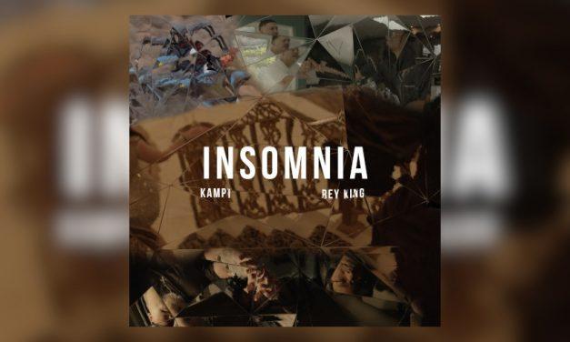Kampi lanza el sencillo y video musical de «Insomnia» junto a Rey King