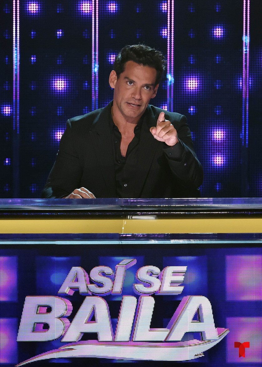 """""""Así se Baila"""" enciende el escenario para tres grandes primicias este domingo, 19 de septiembre a las 8pm/7c por Telemundo"""