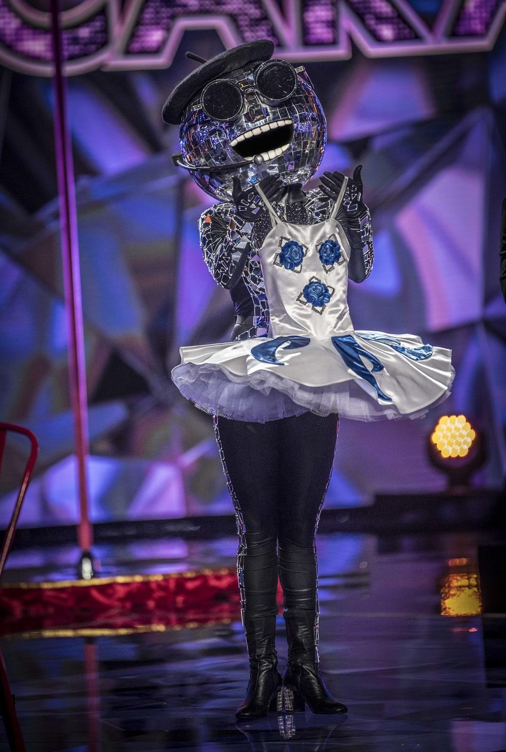 ¿Quién es la máscara? nominada a los Emmy