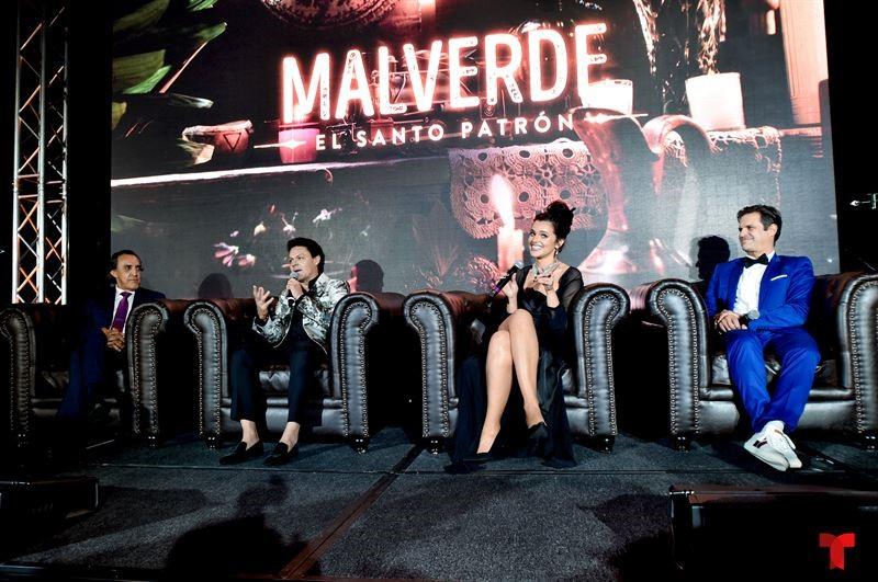 """Telemundo celebra un evento exclusivo como antesala del estreno de la súper serie™ de época """"Malverde: El Santo Patrón"""" el martes, 28 de septiembre a las 10pm/9c"""