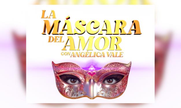 EstrellaTV regresa con su Segunda Temporada de 'La Mascara Del Amor' estelarizada por Angélica Vale
