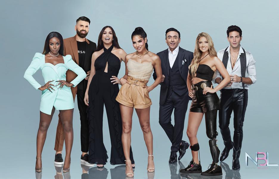 """La Popular Competencia Reality """"Nuestra Belleza Latina"""" de Univision Vuelve a """"Domingos en Familia"""""""