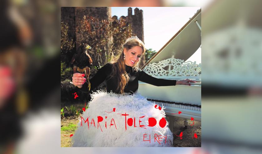 La cantante de flamenco Maria Toledo recibe nominación al Latin Grammy